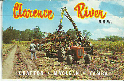 Postcard View Folder - Grafton, Maclean & Yamba, NSW, Australia - 1969
