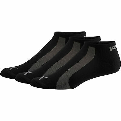Licence Bamboo Men's No Show Socks (3 Pack) Men Socks - 3-Pack New