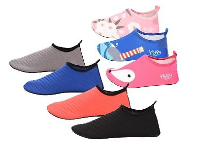 Water Shoes Swim Socks for Kids Slippers Pool Shoes for Boys and Girls (AQ-03)