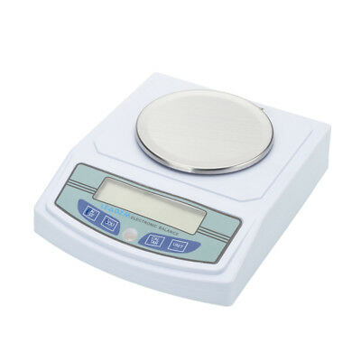 LEADZM 3000G x 0.01g Lab Equipment Balance Digital Precision Scale with Battery