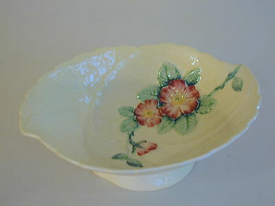 Beautiful Carlton Ware Art Deco Australian Yellow Wild/Dog Rose Small Bowl