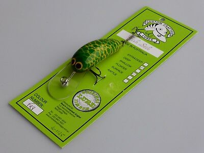 Timber Custom Crafted Fish Stik Lure Cod Yellowbelly