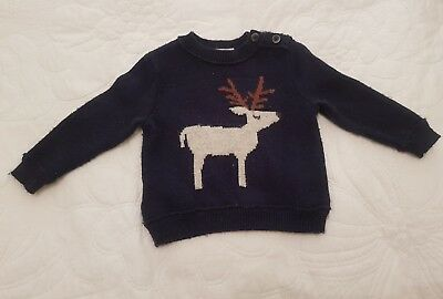 Boys Country Road Jumper