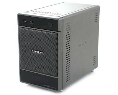 Netgear ReadyNAS NV+ V2 - 4 Bay NAS with 2TB of Storage