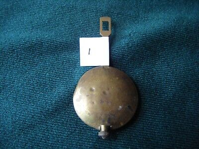 Brass Antique / Vintage Mantel Clock Pendulum (1)