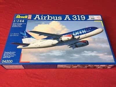 Revell Modellbausatz 1:144 Airbus A319
