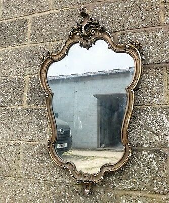 Very Beautiful French, Antique, Vintage, Mirror, Rococo
