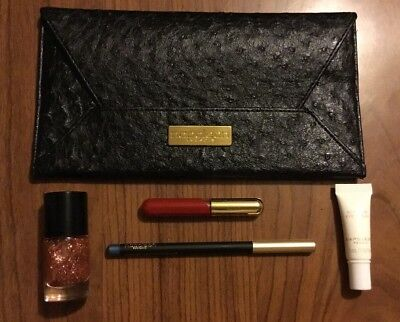 Napoleon Perdis Pack Lip Gloss Cosmetic Pouch Eye Cream Nail Polish Eyeliner NEW