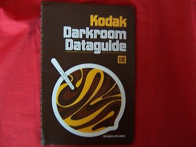 Kodak Darkroom Dataguide - 5th Edition, First 1977 Printing