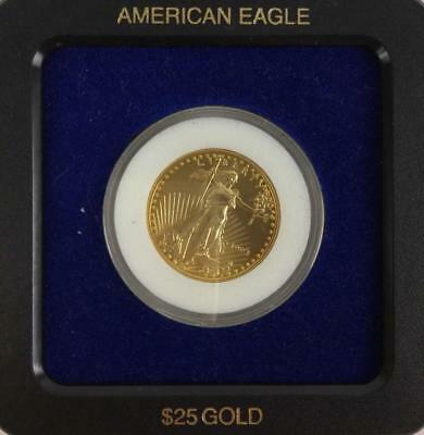 1993 American Eagle $25 Gold Coin Lot 1358