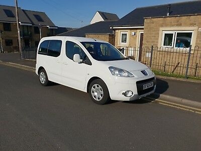 Peugeot Partner Tepee S 1-6 HDi 92 ALLIED WHEELCHAIR ACCESS MOBILITY VEHICLE