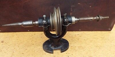 Antique Watch Clock Model Makers Engineers Pulley Operated Sterling Tool