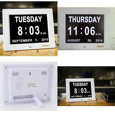 Dayclox – The Original Memory Loss Digital Calendar Day Clock With Extra Large