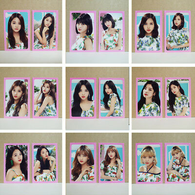 Twice 2nd Concert Twiceland Fantasy Park Photocard A ver. Select Member