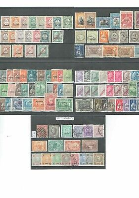 #661 Azores Acores M/U collection on 5x cards