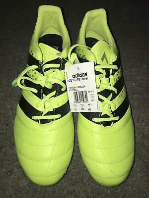 new style d30d1 8ab5e shopping adidas ace 16.2 leather 4ff95 d6651