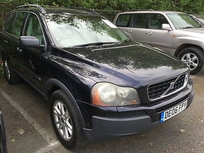06 Volvo Xc90 2.4 D5 185 Se G/t **auto, Leather, 10 Srvcs, 1 F/rec Owner Etc!!**