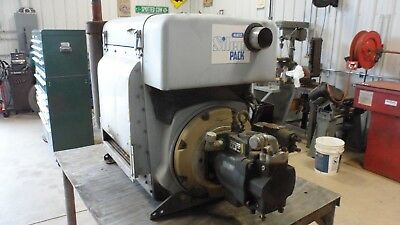 Hatz Silent Pack 3L41C 3 Cyl. Air Cooled Diesel 49HP  With Parker Hydraulic Pump