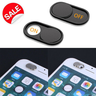 UK Webcam Cover Slider Camera Privacy Protect Sticker for Laptop Tablet Phone