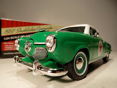 "Texaco 1951 Studebaker  "" Bullet Nose"" Commander Coupe # 5 in the USA Series"