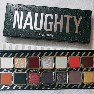 Kylie Jenner COSMETIC The NAUGHTY Palette | Kyshadow EYESHADOW holiday 2017