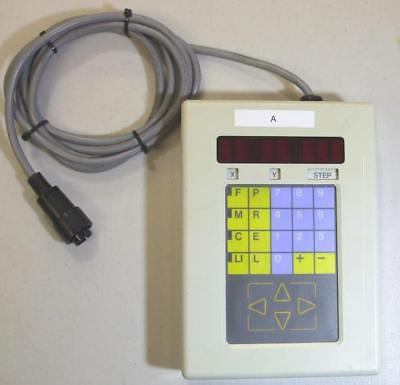 Brother BAS-311A Series Electronic Pattern Sewer Programmer With Manual