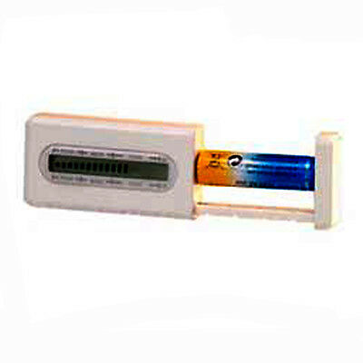 Battery Tester with LCD Display  ** INCLUDES UK DELIVERY **