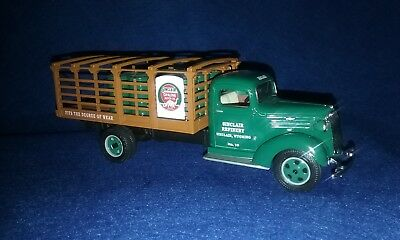 Diecast Sinclair 1937 Chevy Truck! Great Collectible W/Free S/H!!!
