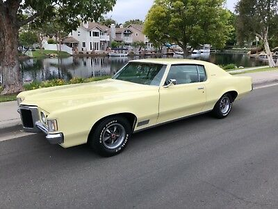 1970 Pontiac Grand Prix  1970 Pontiac Grand Prix, Model J, 400 V8, PW,PS,Ralley Wheels,auto, original
