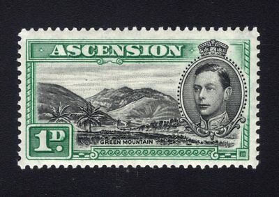 1938-53 Ascension. SC#41, SG#39. Mint, Lightly Hinged, Very Fine