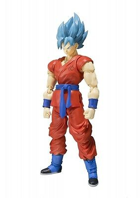Bandai Tamashii Nations S.H.Figuarts God Super Saiyan Son Goku Dragon Ball Z