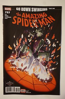 AMAZING SPIDER-MAN # 797 1st PRINT RED GOBLIN Marvel NM/UNREAD Alex Ross NM