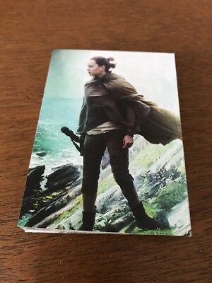 Star Wars Topps Journey To The Last Jedi REY CONTINUITY Lot Of 25+