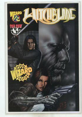 Witchblade, Top Cow Comics, #1/2, COA, 2001, Special Wizard Edition 1st Print NM