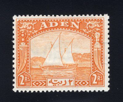 1937 Aden. SC#10, SG#10. Mint, Hinged, Very Fine.
