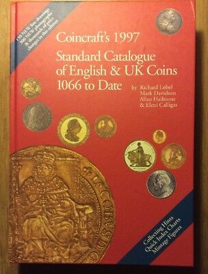 Standard Catalogue of English UK Coins