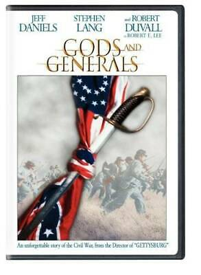 Gods and Generals by Jeffrey M. Shaara