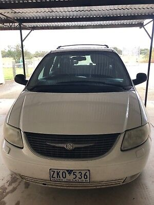 2002 Chrysler Grand Voyager Limited 3.3L 7 Seater