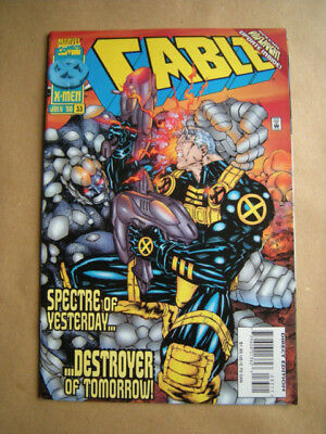 ---CABLE Nr. 33 --- Marvel Comics, USA (1996)  -- englisch !