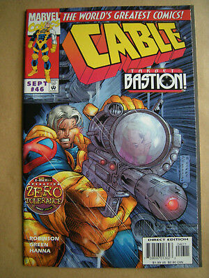 ---CABLE Nr. 46 --- Marvel Comics, USA (1997)  -- englisch !
