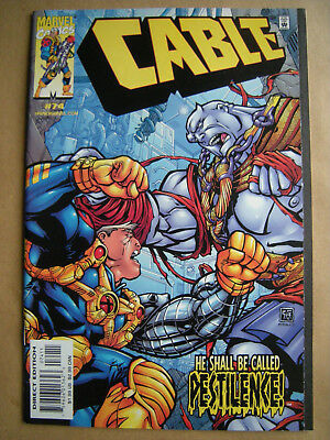 ---CABLE Nr. 74 --- Marvel Comics, USA (1999)  -- englisch !