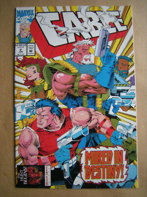 --- CABLE Nr. 2 --- Marvel Comics, USA (1993)  -- englisch !