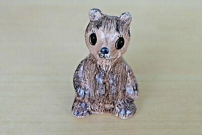 Philip Laureston Babbacombe Pottery Hand Made Bear Stamped 112 On Base