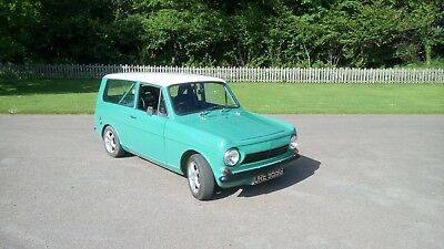 Reliant Rebel Estate recently restored with Xflow engine and type 9 gearbox