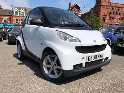 2008 (08) Smart Fortwo Coupe 1.0 Pulse 2Dr Automatic