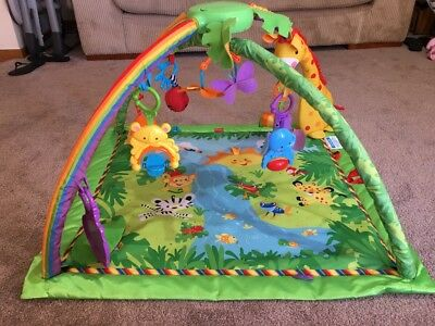 Baby Play Mat / Gym - Rainforest, Fisher Price