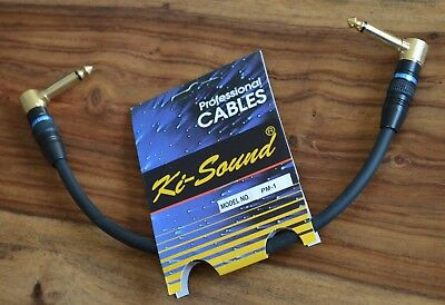 Professional Cables - Ki-Sound - PM-1 - 30 CM (2x Winckelstecker)