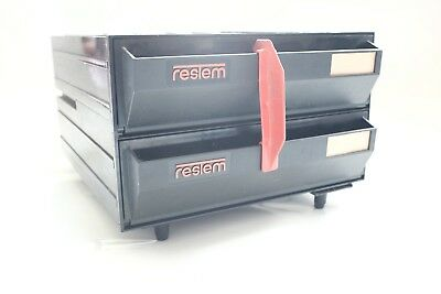 Restem Double Automatic BW/Colour Darkroom Paper Safe 8x10 (24x36cm)