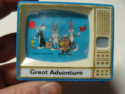 vintage Character-WARNER BROTHERS CHARACTER TV from Great Adventures