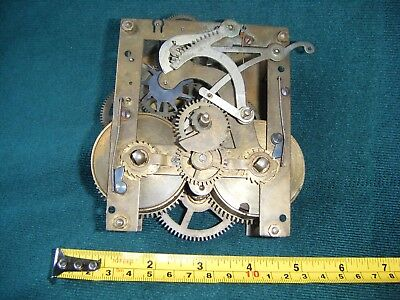 Vintage Mantel Clock Movement